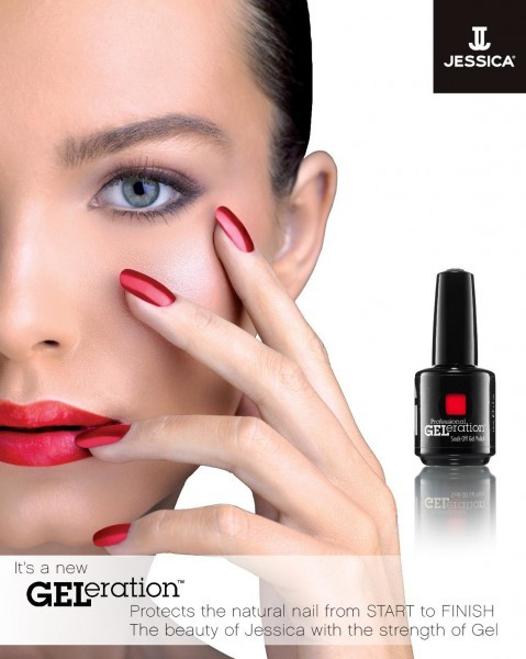 Professional GELeration™ Soak–Off Gel Polish