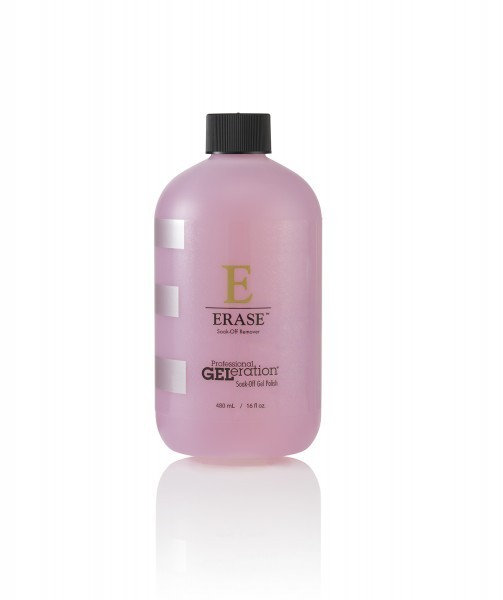 GE-604 - ERASE SOAK - OFF REMOVER 120 ml
